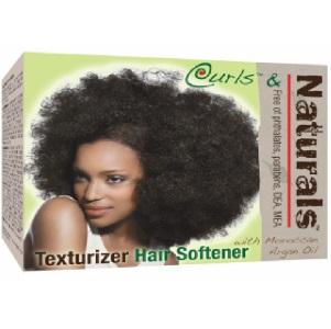 Curls & Naturals Texturizer Curl Softener kit